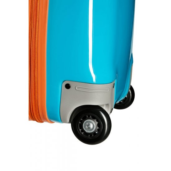 New Wonder 2-wheel cabin baggage upright suitcase 45x31x24cm Dory-Nemo Fintastic