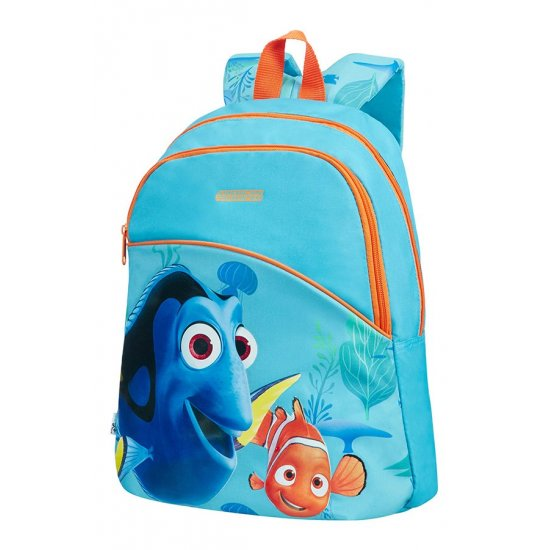 New Wonder Backpack S+ Pre-School Dory-Nemo Fintastic