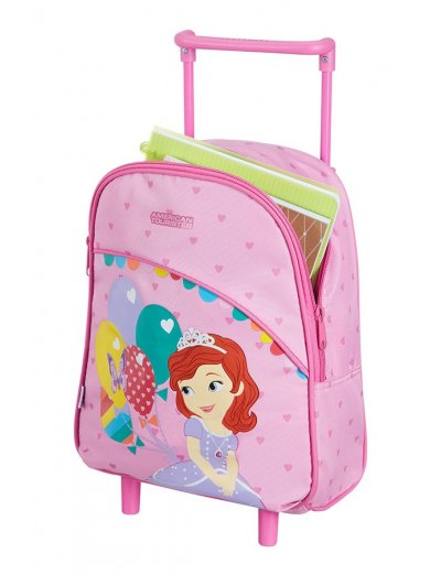 New Wonder School Trolley Sofia The First - New Wonder