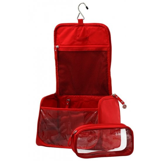 Move Cosm.Cases Hanging Toilet Kit