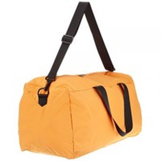 Олекотен сгъваем сак оранжев цвят