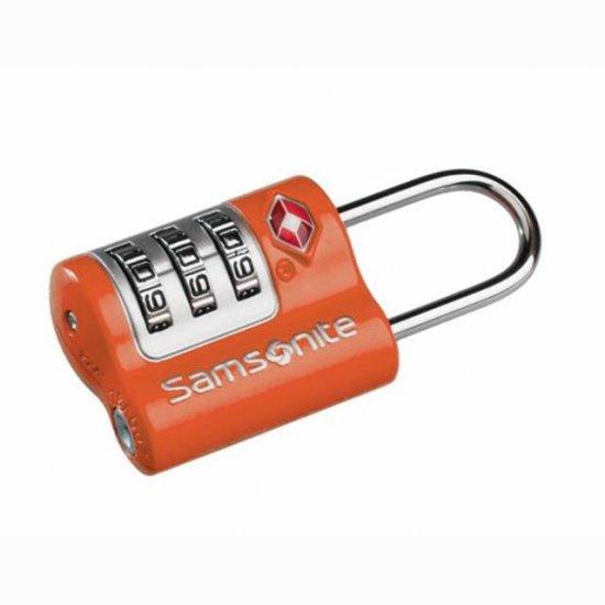 TSA travel 3 dial combi lock
