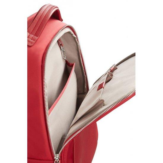 Zalia Backpack 35.8cm/14.1″ Red