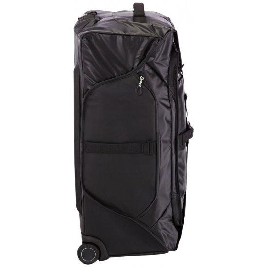 Paradiver черен спортeн сак на 2 колела, 79 см