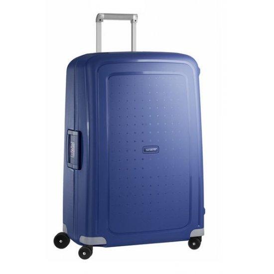 S'Cure Spinner 4 wheels 75 cm large size Dark Blue
