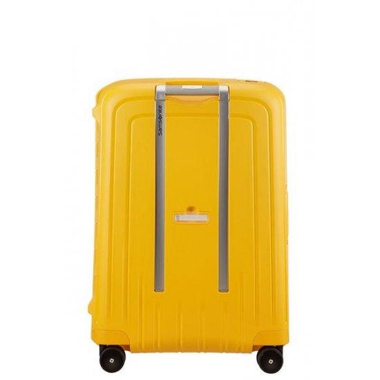 S'Cure Spinner 4 wheels 69 cm medium size Sunset Yellow/Navy Blue