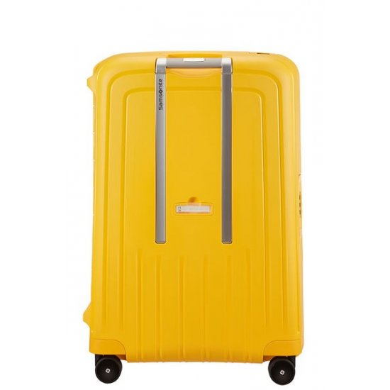 S'Cure Spinner 4 wheels 75 cm Sunset Yellow/Dark Blue