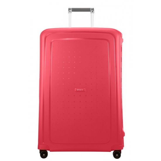 S'Cure Spinner 4 wheels 81 cm large size Raspberry Sorbet