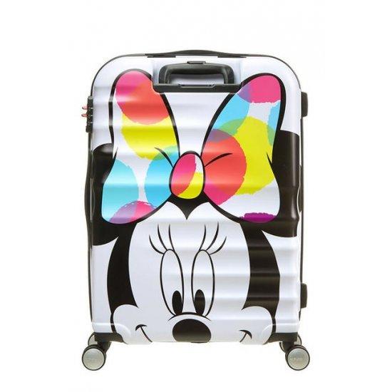 АТ 4-wheel 67cm Spinner suitcase Wavebreaker Minnie Close - Up