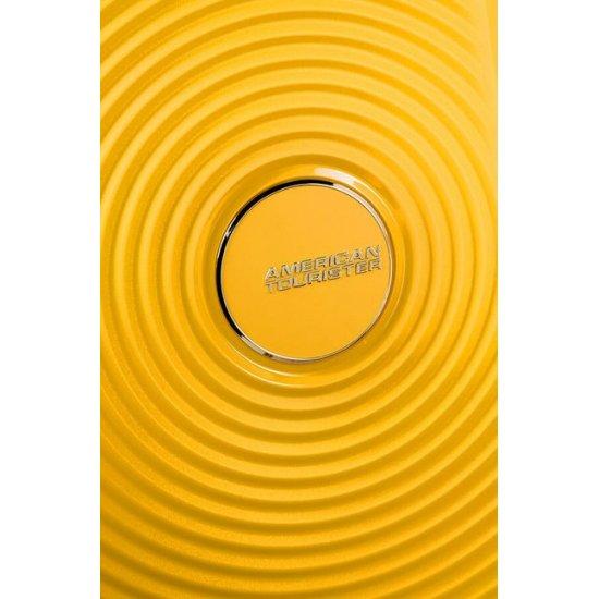 Soundbox Spinner (4 wheels) 55cm Exp Golden Yellow