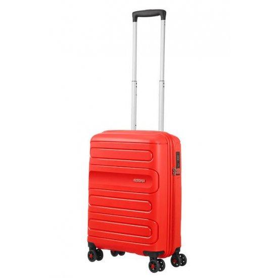 Sunside Spinner (4 wheels) 55cm Sunset Red