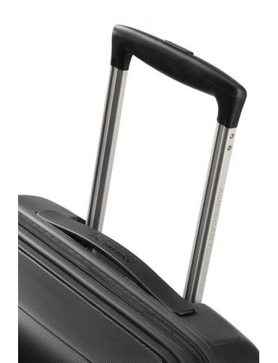 Sunside Spinner (4 wheels) 55cm Black - Hand luggage/cabin
