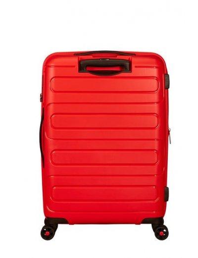 Sunside Spinner (4 wheels) 68 cm Ехр. Sunset Red - Hardside suitcases