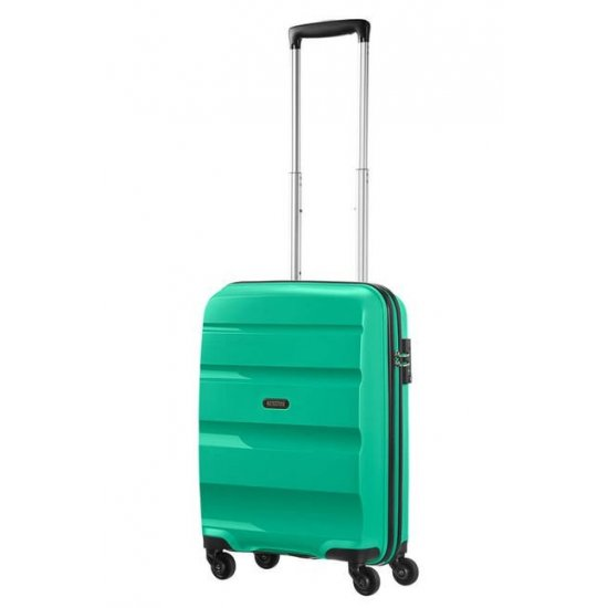 Bon Air 4-wheel cabin baggage Spinner Emerald Green