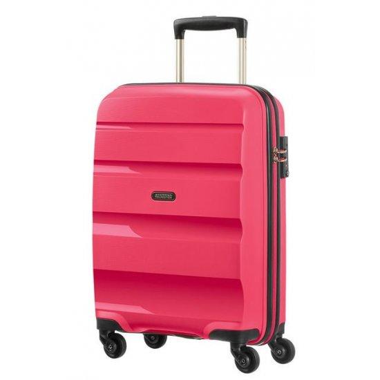 Bon Air 4-wheel cabin baggage Spinner Azalea Pink
