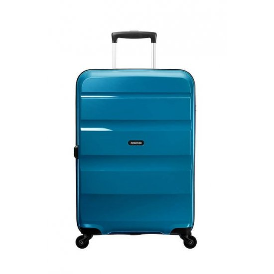 Bon Air 4-wheel 66cm Medium Spinner suitcase Seaport Blue