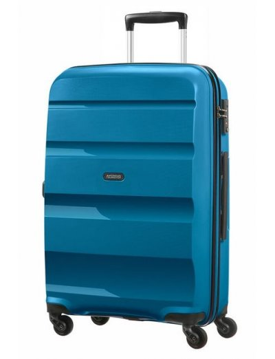 Bon Air 4-wheel 66cm Medium Spinner suitcase Seaport Blue - Product Comparison