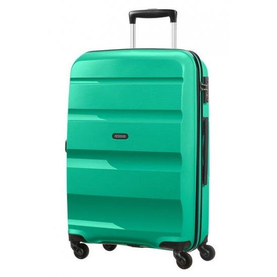 Bon Air 4-wheel 66cm Medium Spinner suitcase Emerald Green