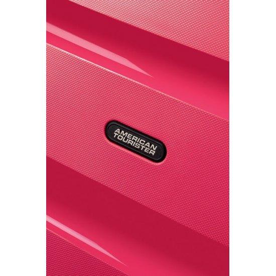 Bon Air 4-wheel 75cm large Spinner suitcase Azalea Pink