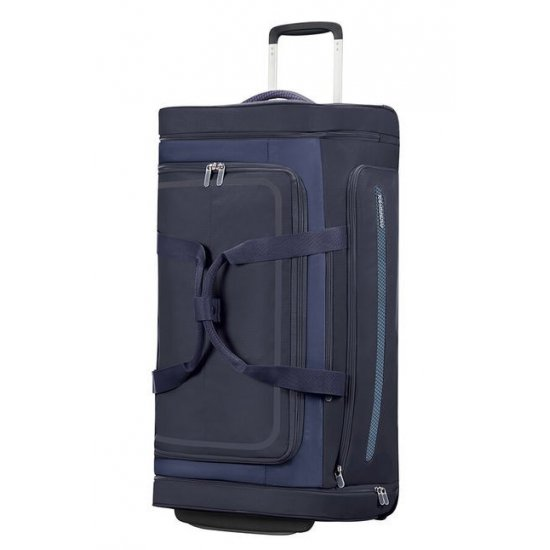 Airbeat Duffle with wheels 76cm True Navy