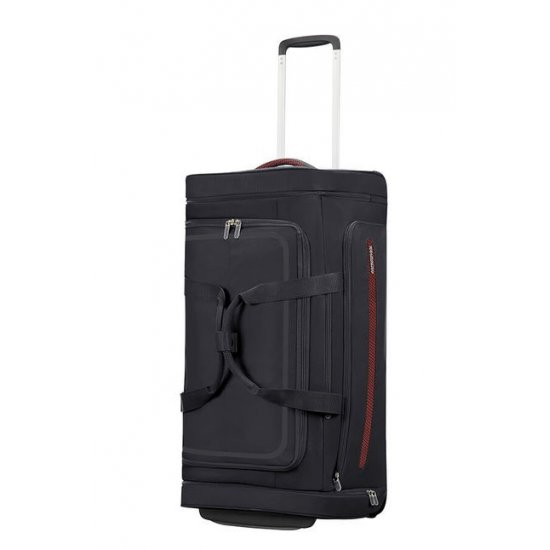 Airbeat Duffle with wheels 76cm Universe Black
