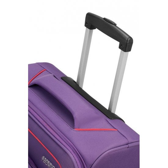 Holiday Heat 4-wheel cabin baggage Spinner 55cm Lavender Purple