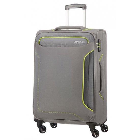 Holiday Heat 4-wheel cabin baggage Spinner 67cm  Metal Grey