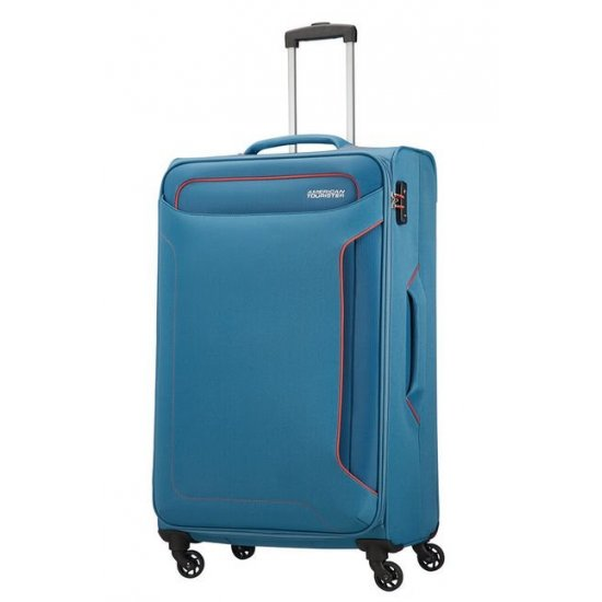 Holiday Heat 4-wheel cabin baggage Spinner 79 cm Denim Blue