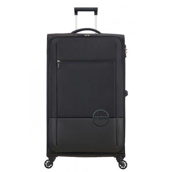 Instago 4-wheel cabin baggage Spinner 81cm Black/Dark Grey