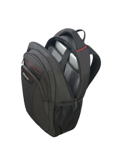 At Work Laptop Backpack 39.6cm/15.6″ Universe Black - Product Comparison