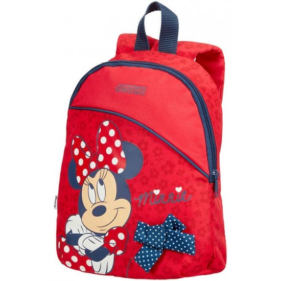 New Wonder Minnie Bow  Backpack S