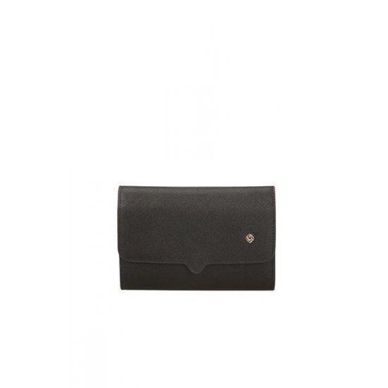 Miss Journey Slg Wallet Black