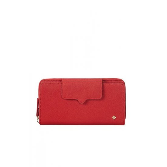 Miss Journey Slg Wallet Scarlet Red (COPY)