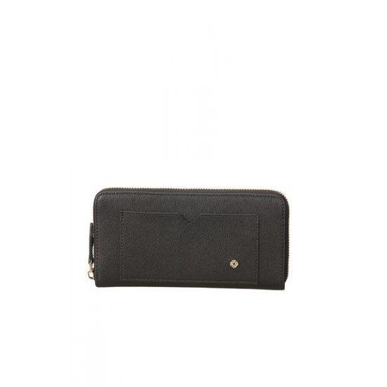 Miss Journey Slg Wallet Scarlet Black