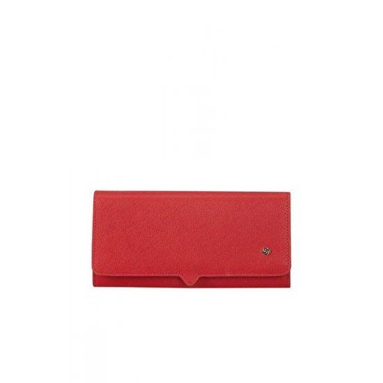 Miss Journey Slg Wallet Scarlet Red