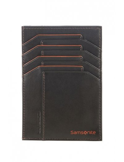 Card Holder Credit Card Holder Brown/Orange - Product Comparison