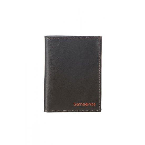 Card Holder Credit Card Holder Brown/Orange