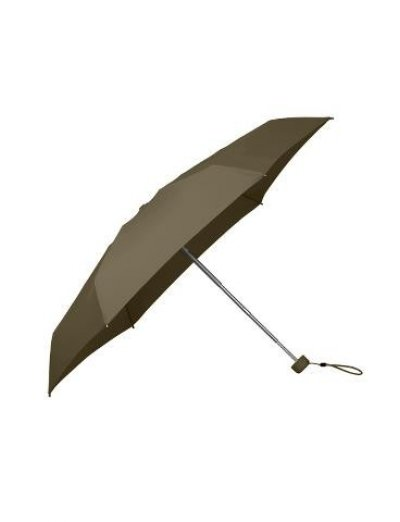 Minipli Color 5 Sect. Manual Super - Mini Sapphire Silver Green - Ladies umbrella