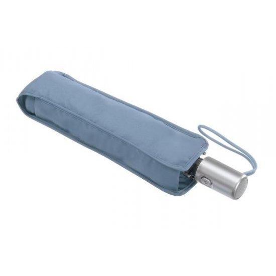 Тройно сгъваем автоматичен чадър  Blue Stone