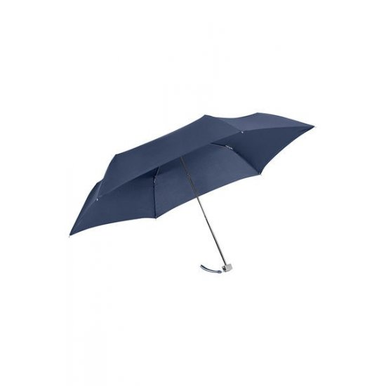 Rain Pro 3 Sect. Manual Blue Flat - Mini