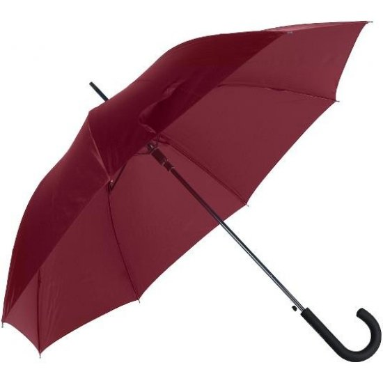 Rain Pro Stick Umbrella Bordeaux