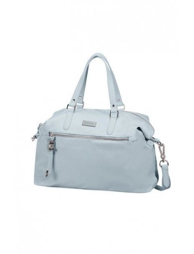Karissa Duffle Bag Candy Blue - Duffles