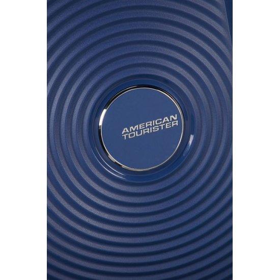 Soundbox Spinner (4 wheels) 77cm Exp Midnight Navy