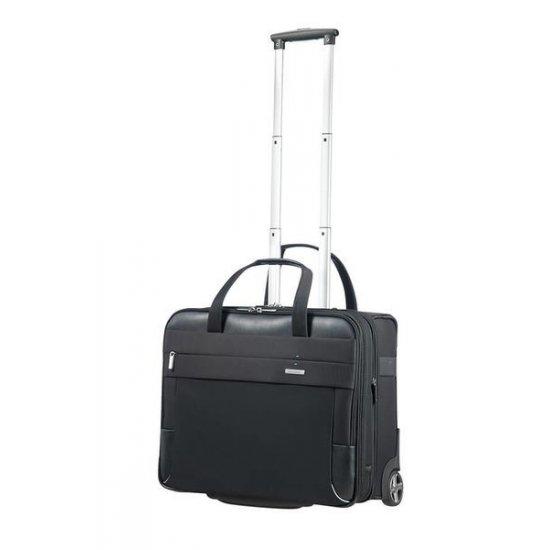 Spectrolite 2 Rolling laptop bag 43.9cm/17.3inch Exp. Black