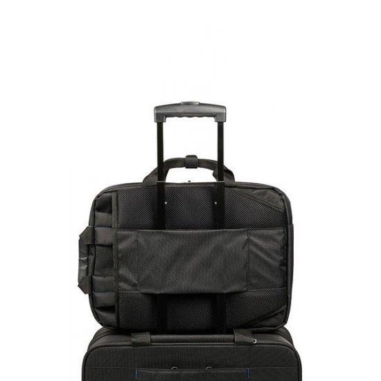 Guardit UP Briefcase 15.6'' Black
