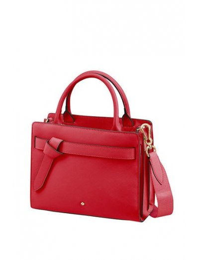 My Samsonite Handbag S Scarlet Red - Women's bags