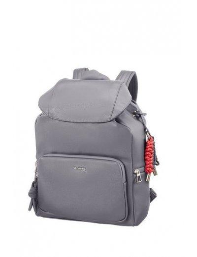 Shesback Backpack Grey Blue - Ladies backpacks