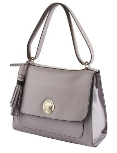 Smoothy Shoulder bag Taupe - Women's bags
