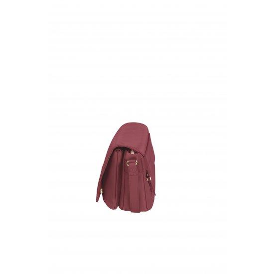 Karissa Shoulder bag Dark Bordeaux