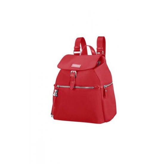 Karissa Backpack 3 Pocket Formula Red